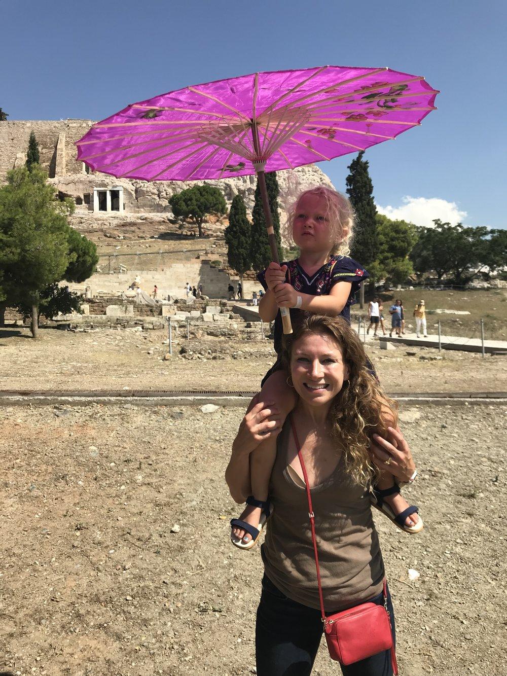 Cordelia on my shoulders at Acopolis.jpg