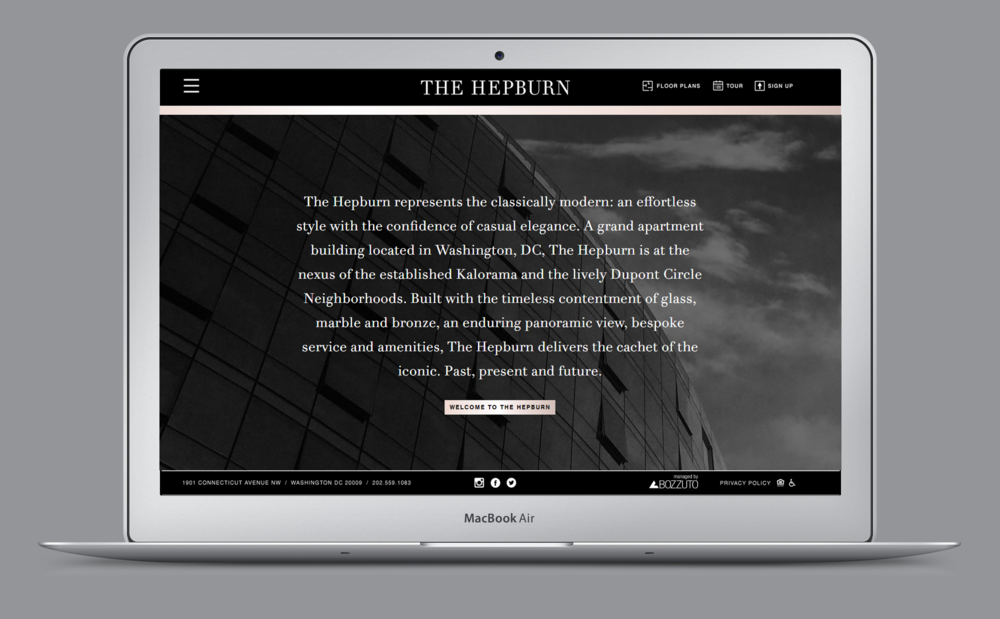 The Hepburn Website Overview.png