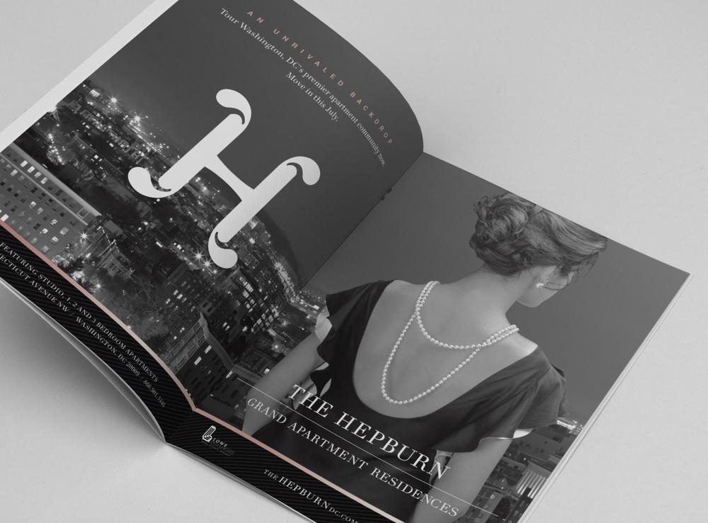 The Hepburn Ad