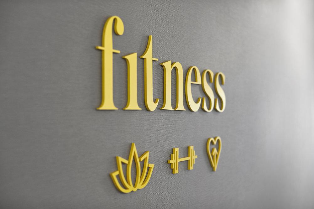 Fitness Custom Signage