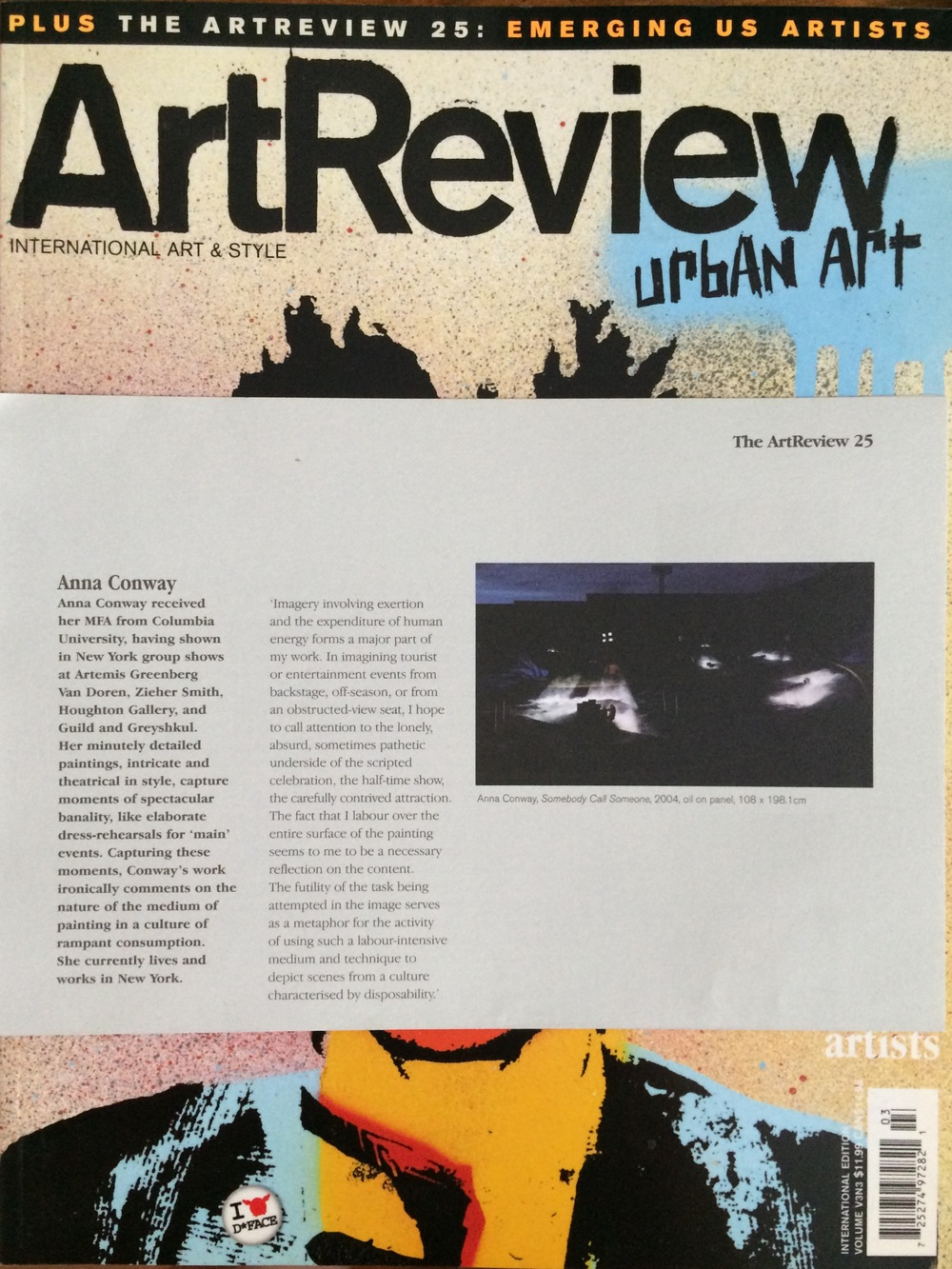 Art Review, 2007