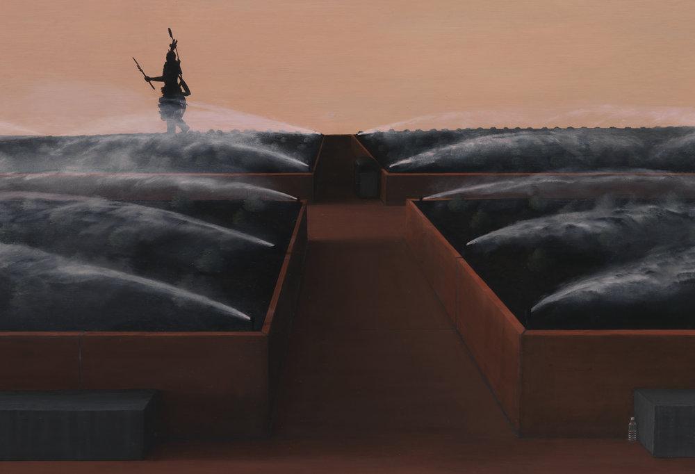 Desert, detail