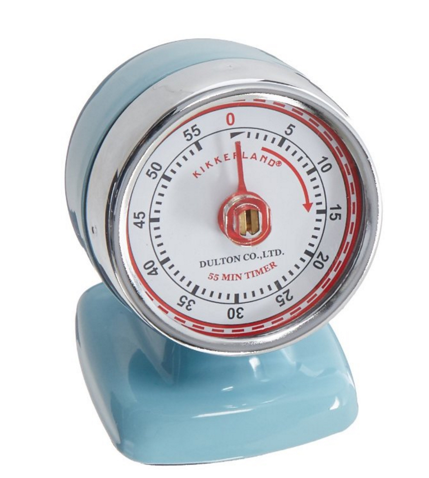 Vintage Streamline Kitchen Timer