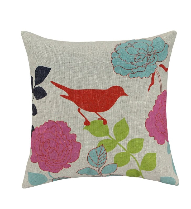 Flowers and bird pillowcase.jpg