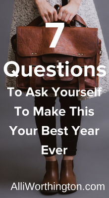 7 Simple Questions that can transform your life, Your business and your future in the new year.