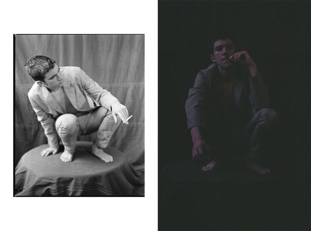 Dante x Helmut Lang