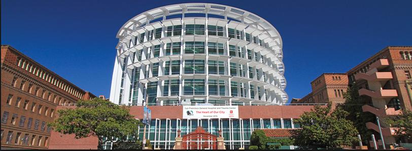 SF General Hospital, Acute Care Facillity