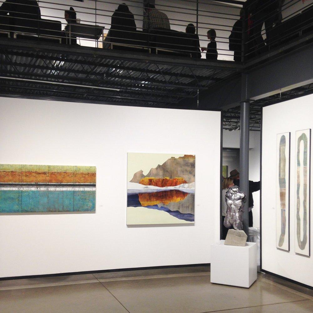 Sarah Winkler, Jeff Juhlin featured in Best of 2016 at Space Gallery, December 15th, 2016