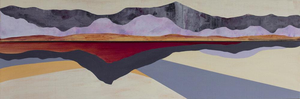 Granite Ridge, 2015. Sarah Winkler