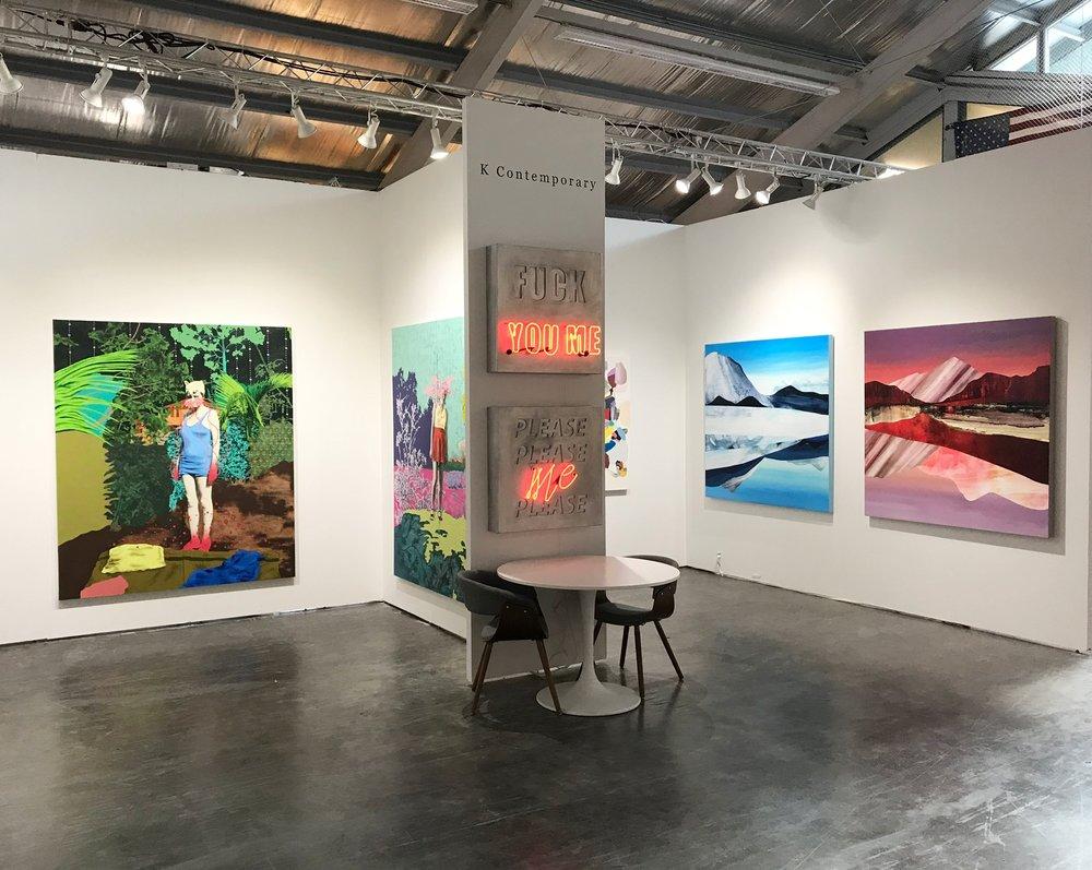 Art Aspen 2018 with K Contemporary