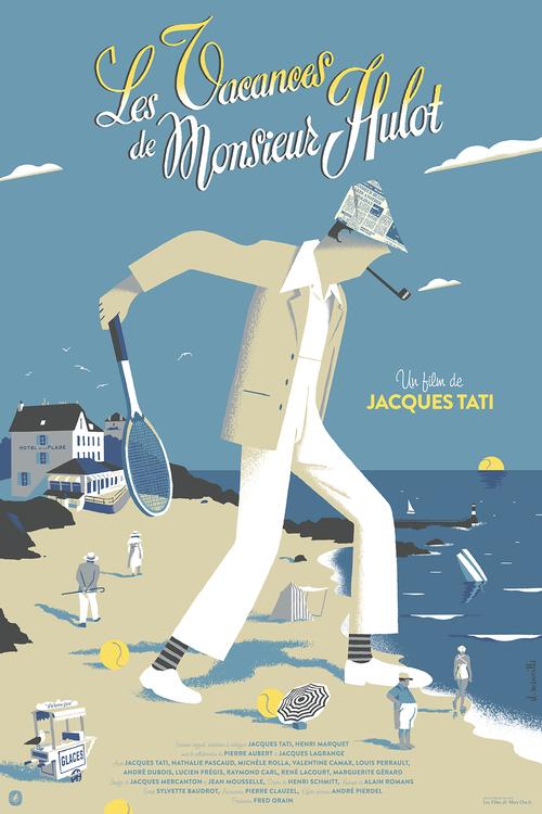 a0655b0e263200 Les Vacances de Mr Hulot