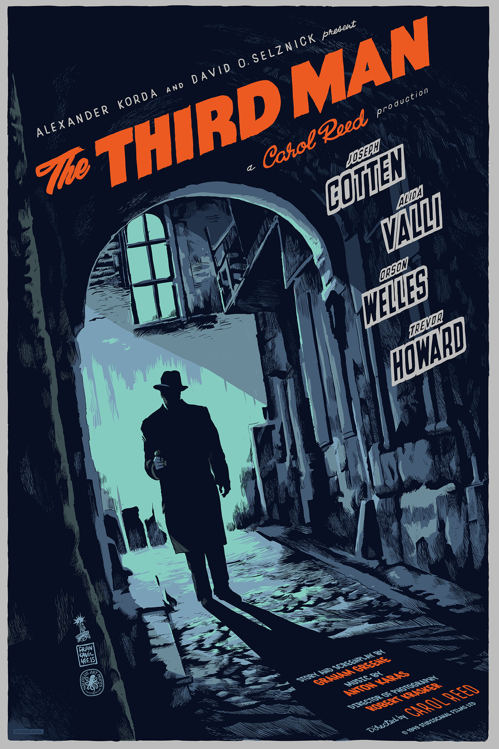 """The Third Man"" (Variant)"