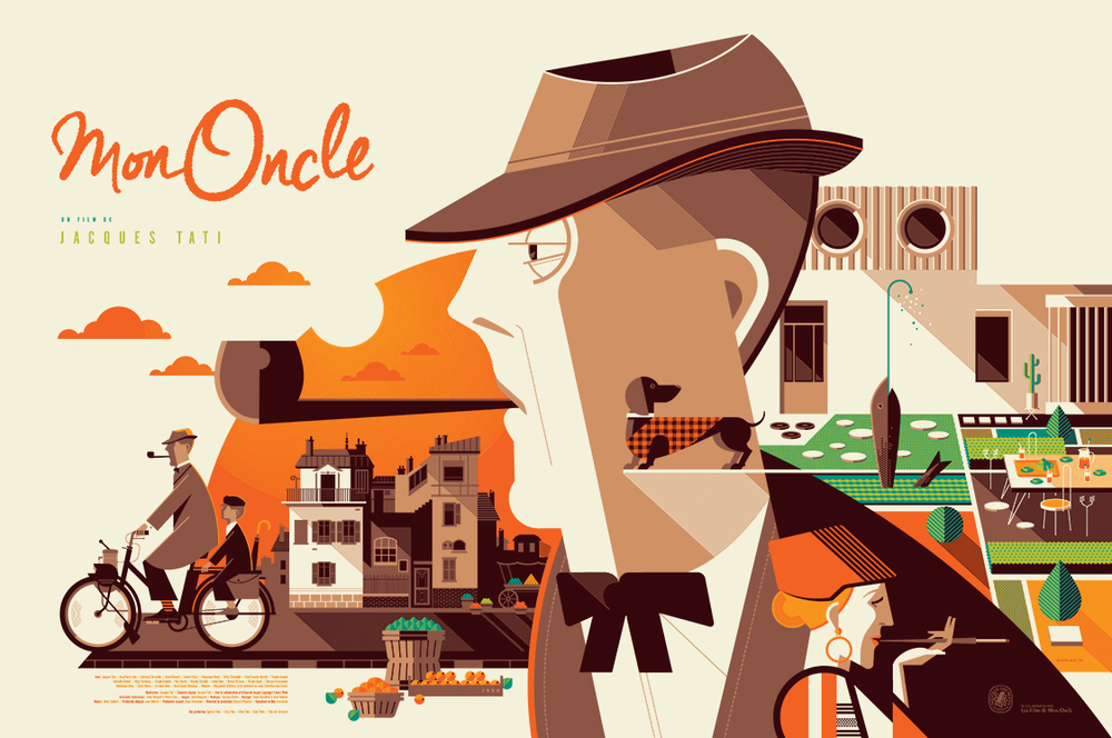 """Mon Oncle"" (regular)"
