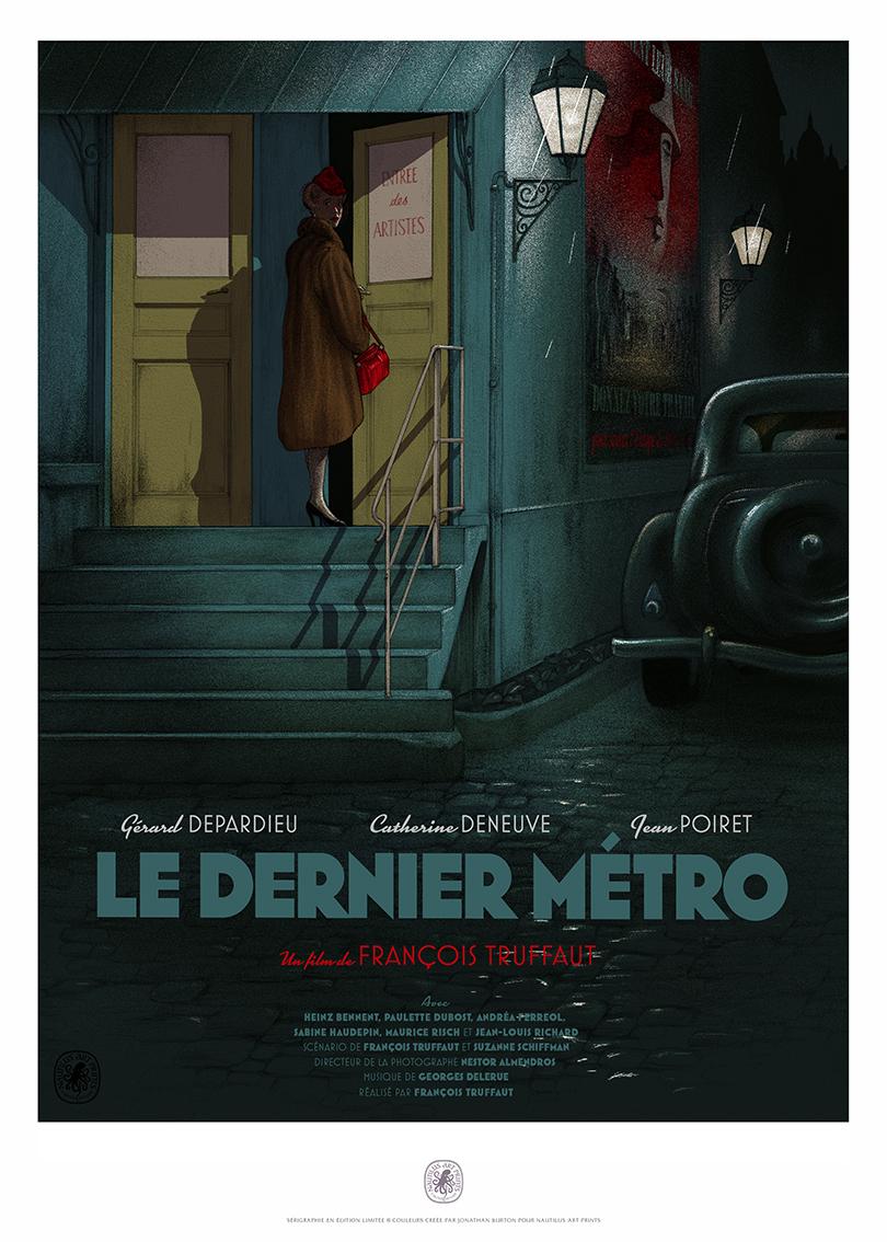"""""""Le Dernier Métro"""""""