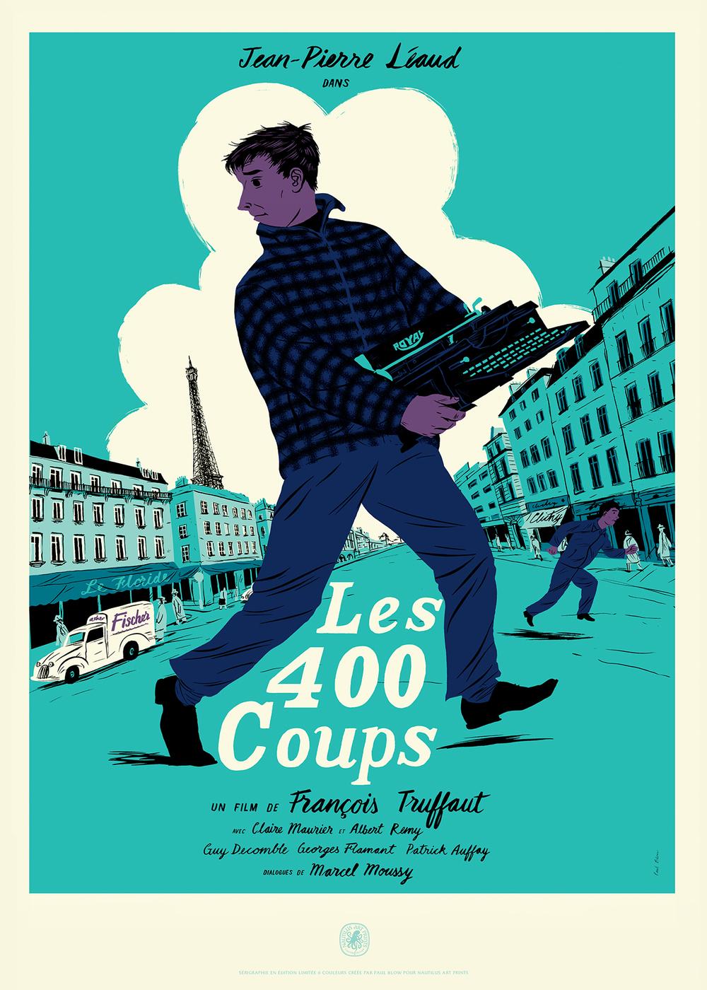 """""""Les 400 Coups"""""""