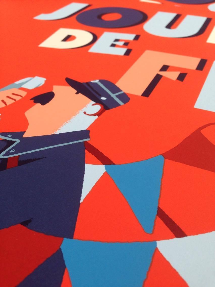 "Detail ""Jour de Fête"" regular"