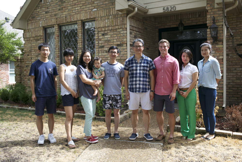 Peng, Lian, Yeun Hee, Elie, Bo, Tae, Edmund, Yoon Jung & Esther