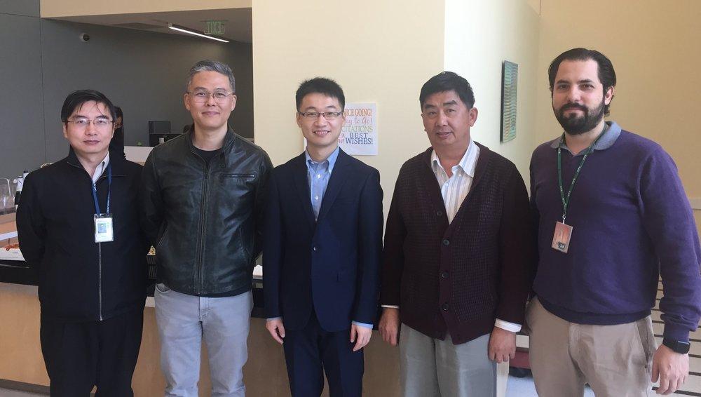 Zhenyu Xuan, Tae Kim, Peng Xie, Michael Zhang & Faruck Morcos