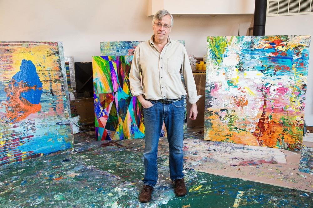 Dan Makara, artist
