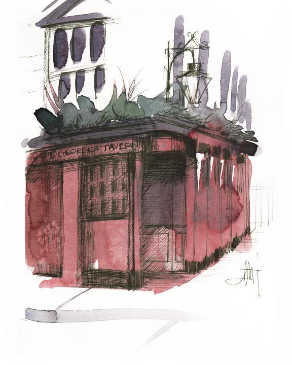 europe:  tavern