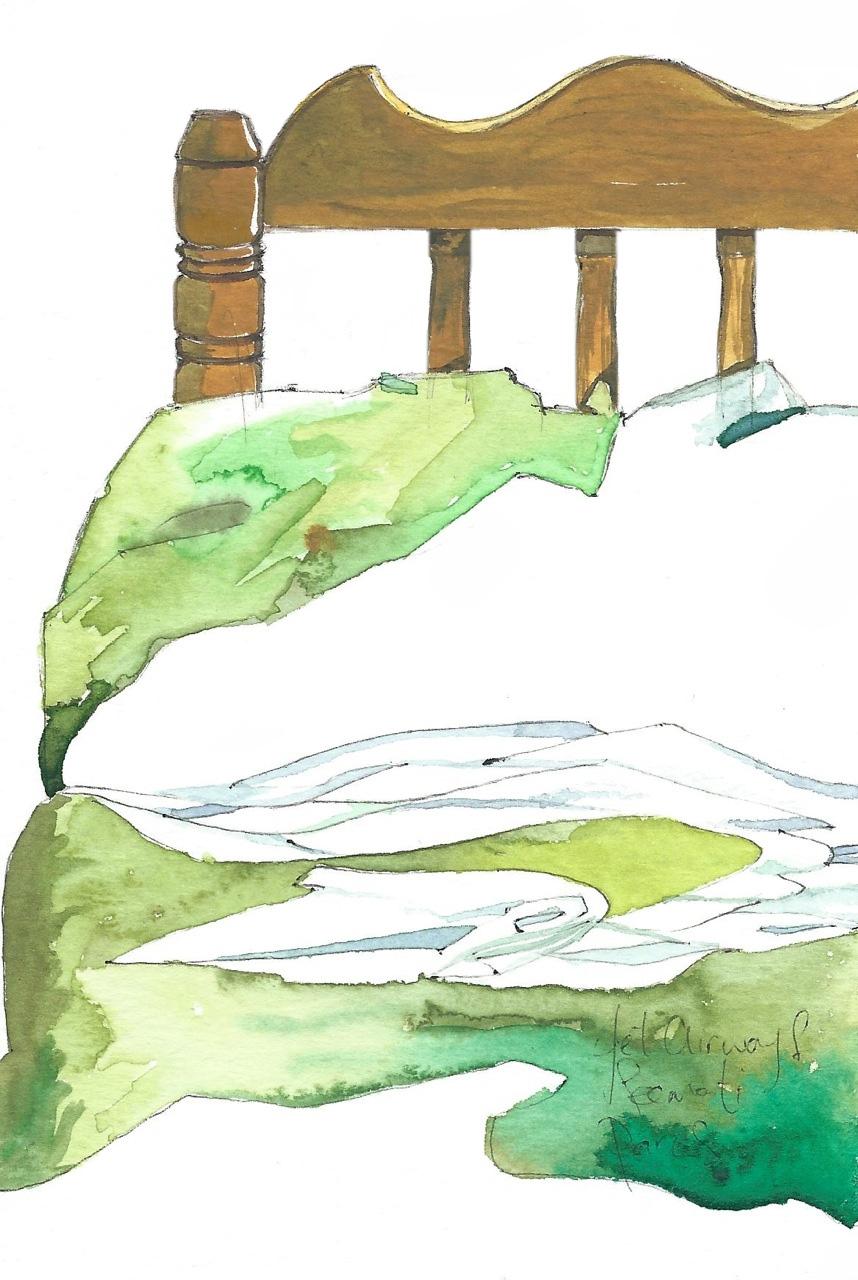 kerala:  bed