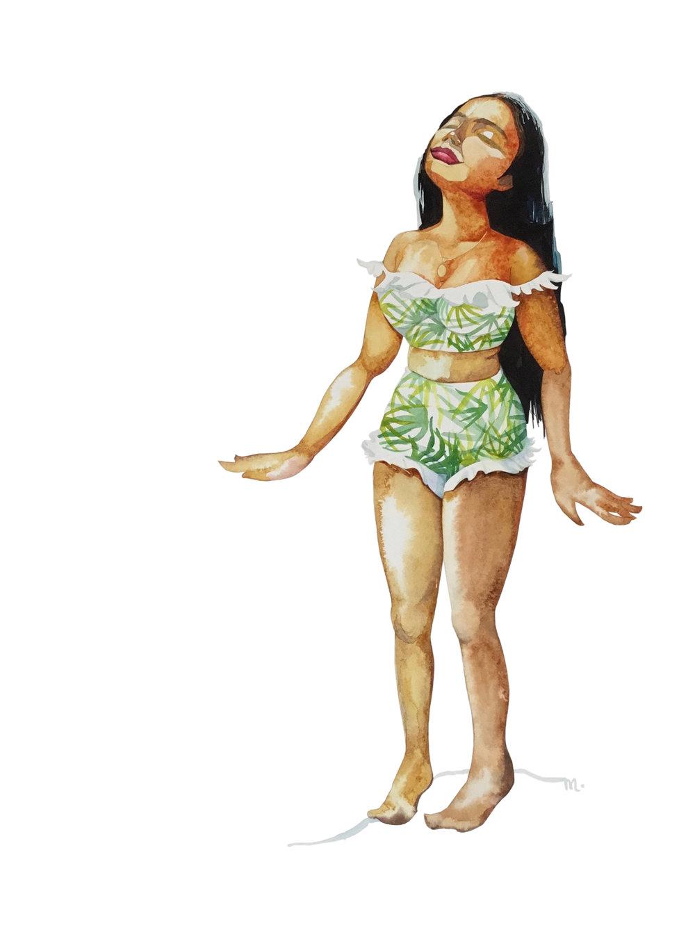 Marisol Imelda:  Sun Babes 3/20