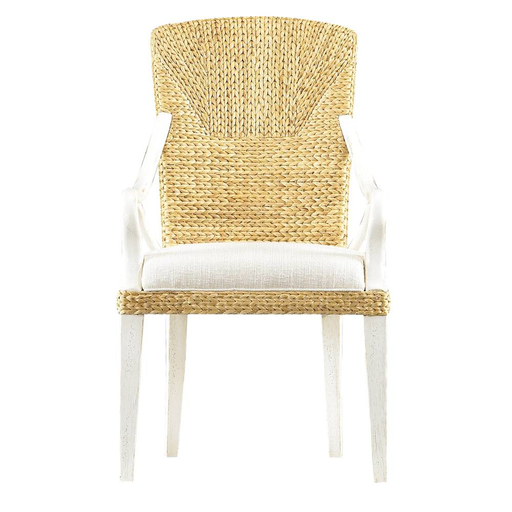 Water's Edge Woven Arm Chair from Stanley Furniture