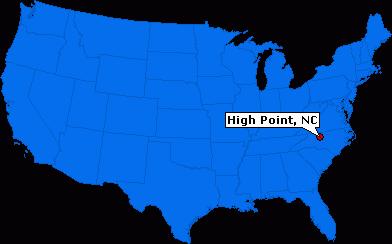 High Point North Carolina NC Furniture Advisor