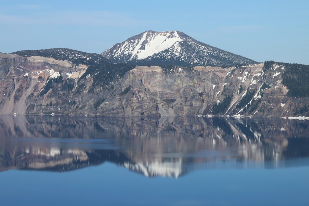 VIEW CRATER LAKE COLLECTION
