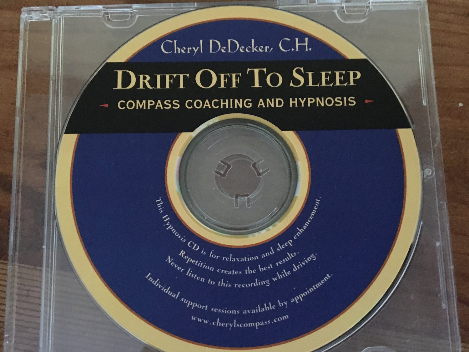 Drift Off To Sleep — Compass Coaching and Hypnosis