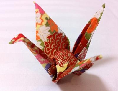 折り紙もずいぶん作った。手裏剣は友達にずいぶん作ってくれ、と頼まれていたなあ。。