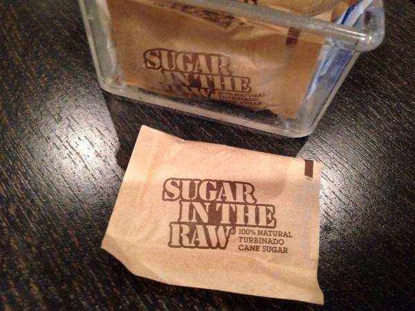 Hawaii のサトウキビだったから?ではなく。。どんなお砂糖でも効いた。