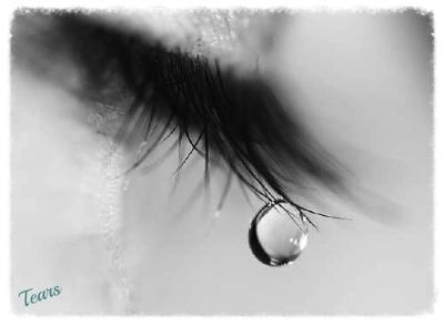 涙で気持ちをリセット。