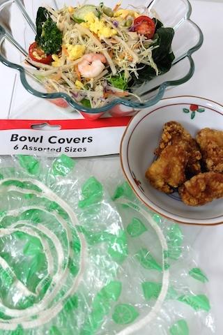 いろいろなサイズのものに対応。#kitchen#bowl#covers#usa