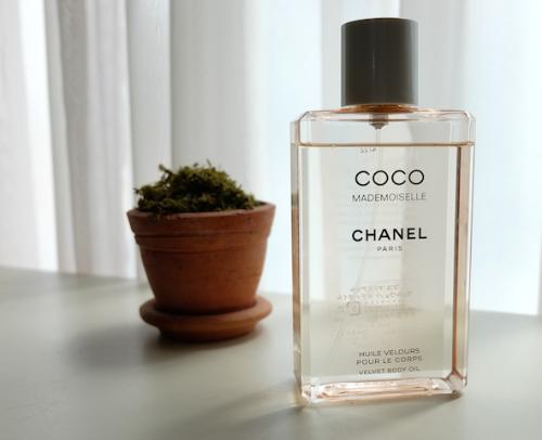 #chanel#coco#mademoiselle#beauty#body#oil