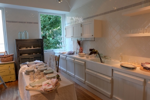 #shabbychic#ronherman#kitchen