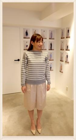 いつも綺麗で可愛いプレスの西村さん。淡い色合いのコレクションアイテムがとってもお似合い〜!#kasuminishimura#bloomandbranch#press