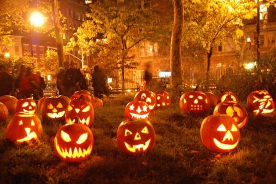 各家庭で違うオリジナルなカボチャフェイス(^^) #halloween#jackolantern#pumpkin#parenting