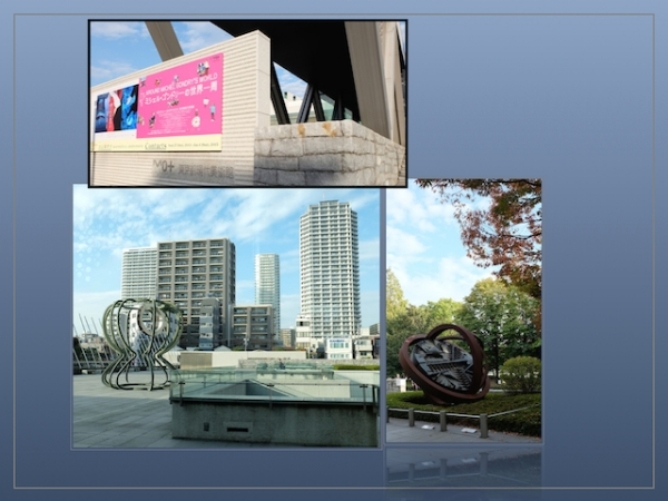 東京都現代美術館の入り口  #museumofcontemporaryart#tokyo#michelgondry'sworldall.