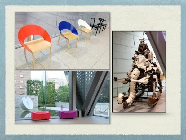 館内の贅沢な空間、音の無い静かな時間は、居心地が良い。  #museumofcontemporaryart#tokyo#michelgondry'sworld#lobbyall.