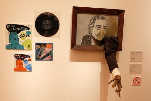 ミッシェル・ゴンドリ(Michel Gondry)監督作品『ムード・インディゴ』の小道具  #museumofcontemporaryart#tokyo#michelgondry'sworld#props2