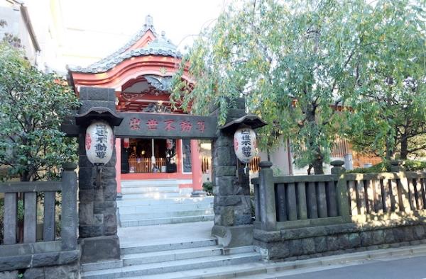 効果あるかも?? #kiyosumi#shussefudouson#temples#street
