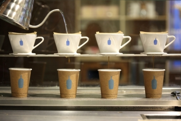 楽しみ〜〜♡  #bluebottlecoffee#kiyosumi#sanfrancisco#usa