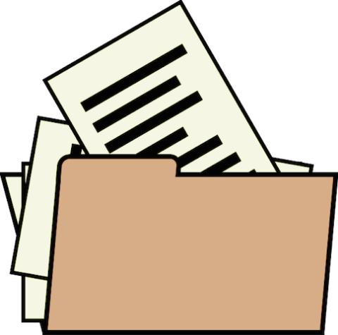 これがかさばらなくてオススメ! #files#papers#organize#documents