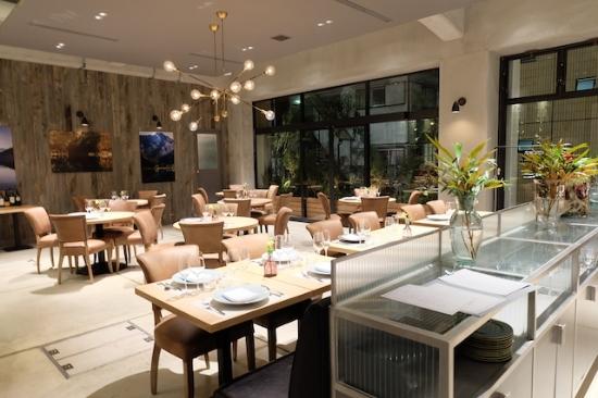 レストランのStall も是非。 #theworkers#kaminaga#coffee#stall#restaurant#aobadai