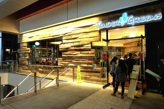 【TENDER GREENS 】@Marina Del Rey  ヘルシーで美味しくてオススメ!                           #tendergreens#marina#del#rey#losangeles#salad#dinner