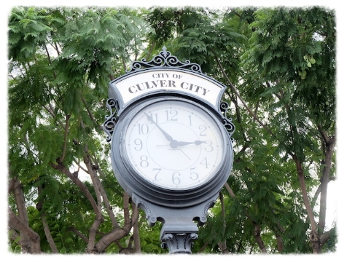 Culver City の時計台  #culver#city#clock