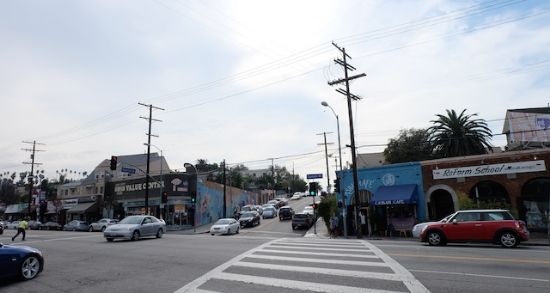 発展途上という感じの街。これからまだまだ素敵になりそうなシルバーレイク    #street#silverlake#losangeles