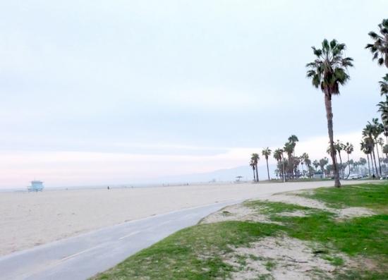 やっぱり海は大好き♡ #venicebeach#california#christmas#losangeles