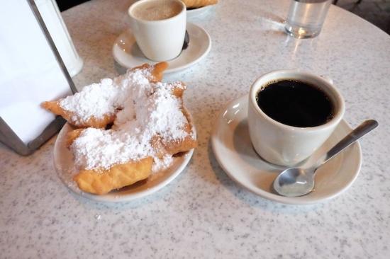 きっとみんな大好きな美味しさ! #cafe#dumonde#neworleans#nora#coffe#